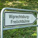 Schild Wiprechtsburg Groitzsch