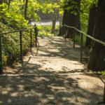 Treppe zur Wiprechtsburg